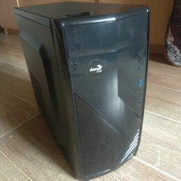 Настольные компьютеры - Классный PC i3-9100, 8 gb, ssd, 0