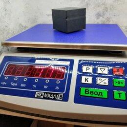 Напольные весы - Весы порционные МИДЛ МТ 15 В1ДА, 0