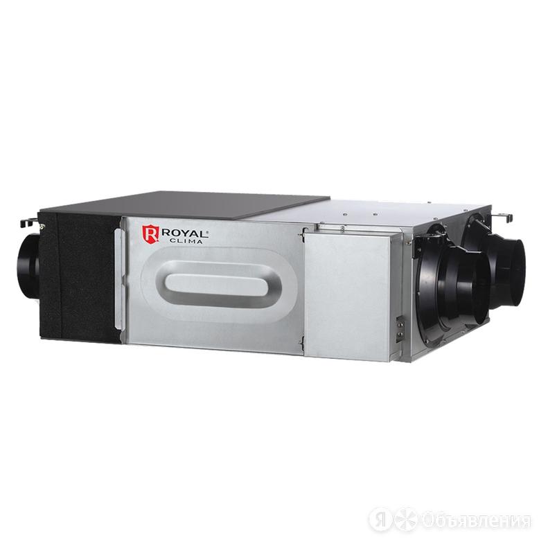 Вентиляционная установка Royal Clima RCS-350 U по цене 41000₽ - Насосы и комплектующие, фото 0