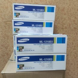 Картриджи - Картридж лазерный Samsung ML-1210D3, 0