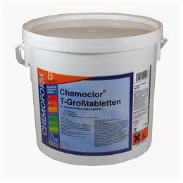 Химические средства - Chemoform Кемохлор Т-Таблетки 200 г (90% активный хлор), 5 кг, 0