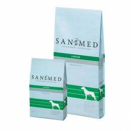 Блоки питания - SANIMED JUNIOR для растущих собак всех пород , 0