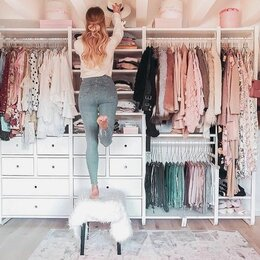 Шкафы, стенки, гарнитуры - Идеальная гардеробная, 0