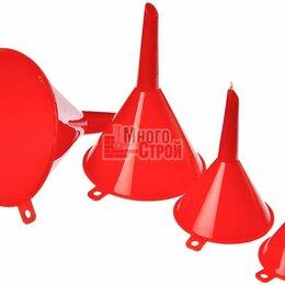 Аксессуары и запчасти - Воронка пластик.(набор 4 предмета) D 50, 75,95,115 мм, 0