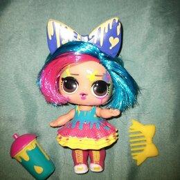 Куклы и пупсы - Кукла lol splatters клякса, 0