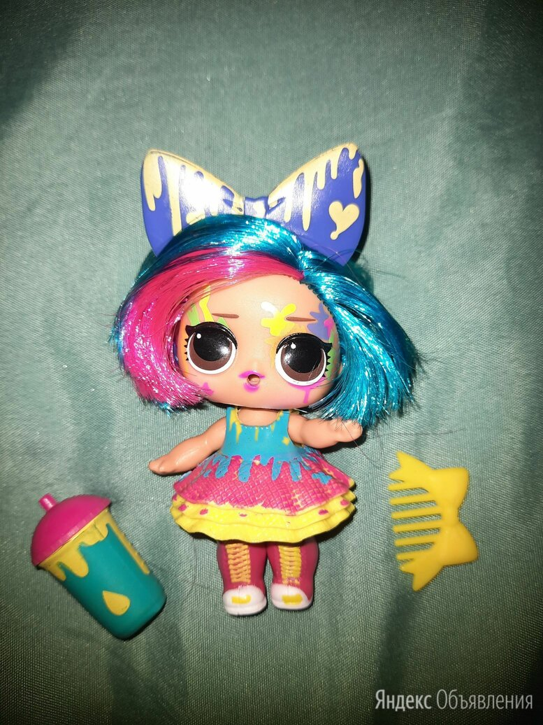 Кукла lol splatters клякса по цене 1500₽ - Куклы и пупсы, фото 0