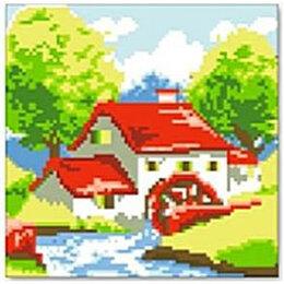 Швейные машины - Водяная мельница Артикул : JA 1043, 0