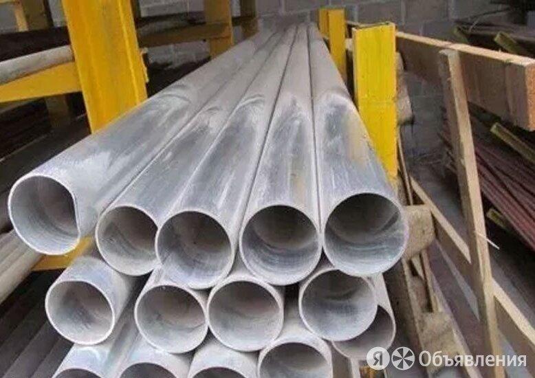 Труба алюминиевая 130х4 мм АМГ2Н ГОСТ 23697-79 по цене 252₽ - Металлопрокат, фото 0