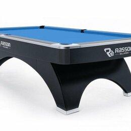 Столы - Бильярдный стол Rasson OX 8 ft, 0