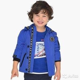 Куртки и пуховики - Куртка облегченная Mayoral для мальчиков, 8 лет, 0