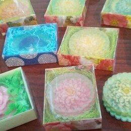 Мыло - Мыло с цветами внутри Ручная работа Эко косметика Джанкой, 0