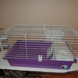 Клетки и домики  - Клетка cavie 80 для кроликов и морских свинок б/у, 0