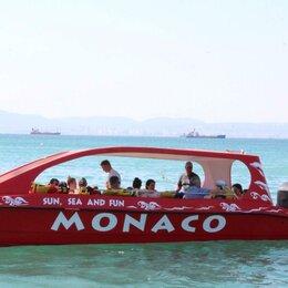 Моторные лодки и катера - Водный транспорт, 0