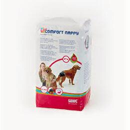 Средства для интимной гигиены - SAVIC Памперсы для собак №4 (40-58 см) S3383 , 0
