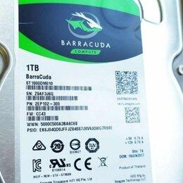 Внутренние жесткие диски - HDD 1000GB с чеком, 0