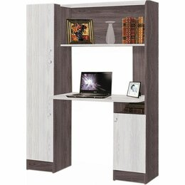 Компьютерные и письменные столы - Уголок школьника Омега-2, 0