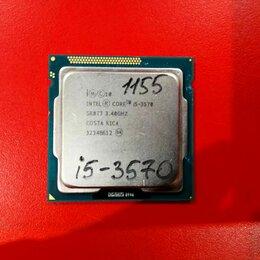 Процессоры (CPU) - Процессор Intel Core i5-3570 (Socket 1155), 0
