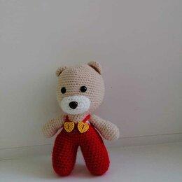 Мягкие игрушки - Вязаные игрушки для детей и декора. , 0