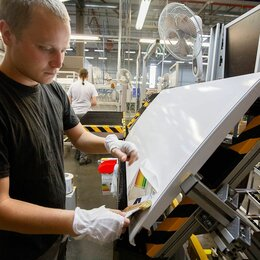 Сборщики - На завод по производству стиральных машин требуется оператор-сборщик, 0
