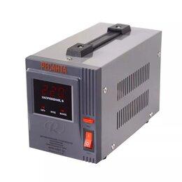 Стабилизаторы напряжения - Стабилизатор напряжения РЕСАНТА АСН-500/1-Ц, 0