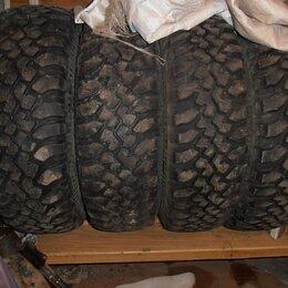 Шины, диски и комплектующие - шины Cordiant off Road  225х75R16, 0