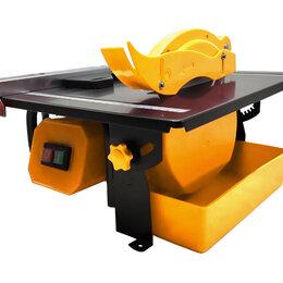 Плиткорезы и камнерезы - Плиткорез электрический Reotech 600 Вт, 0