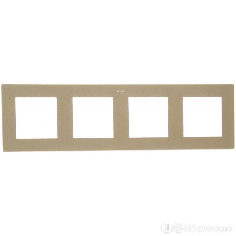 Рамка Simon 2400640-034 по цене 1237₽ - Электроустановочные изделия, фото 0