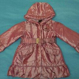 Куртки и пуховики - Футурино куртка для девочки демисезонная, 0