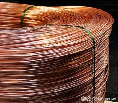 Труба медная капиллярная ДКРНМ 2х1,6 М2 ГОСТ 2624-2016 по цене 490₽ - Металлопрокат, фото 0