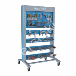 Кронштейны и стойки - Инструментальная стойка KronVuz Pro Rack 2401, 0