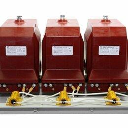 Трансформаторы - Трансформатор напряжения 3хЗНОЛ-6, 0