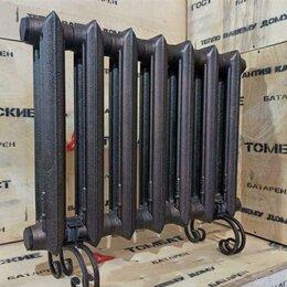 Радиаторы - Чугунные батареи дизайнерские, 0