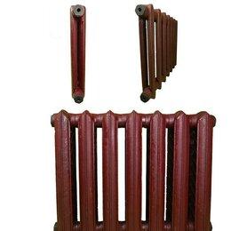 Радиаторы - Чугунные радиаторы отопления, 0