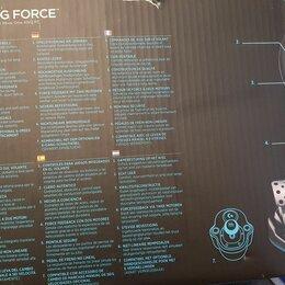 Рули, джойстики, геймпады - Logitech g920 + кпп driving force shifter, 0
