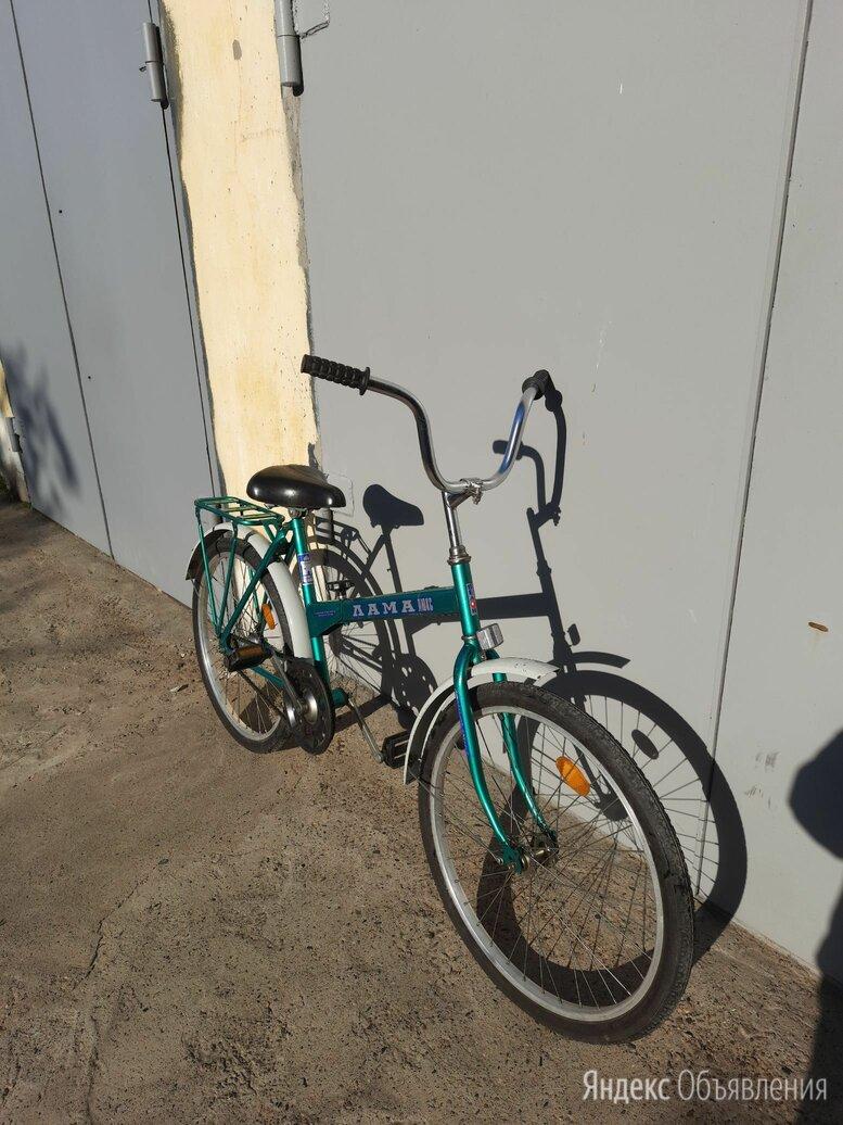Велосипед лама ссср складной диаметр колес по цене 3000₽ - Велосипеды, фото 0