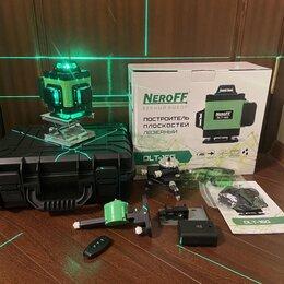 Измерительные инструменты и приборы - Лазерный уровень 4D, 0