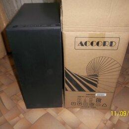 Настольные компьютеры - Системник intel xeon X3450 GT 640 2GB HHD 1000GB, 0