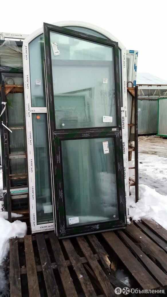 Окно, ПВХ Veka 58мм, 2500(В)х900(Ш) мм, поворотно-откидное, т-одностоврчатое по цене 10000₽ - Окна, фото 0