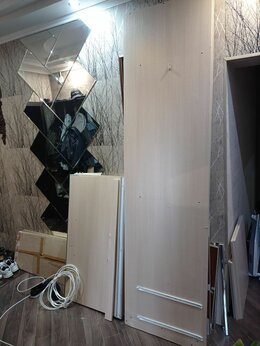 Шкафы, стенки, гарнитуры - Мебельный шкаф купе, 0