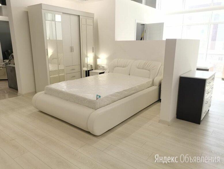 Кровать с матрасом 160х200 по цене 38800₽ - Кровати, фото 0