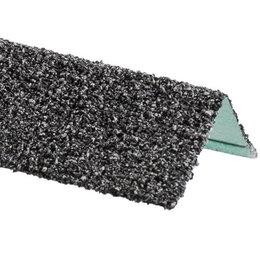 Отделочный профиль, уголки - Уголок внешний металлический HAUBERK Сланец 50*50*1250мм, 0