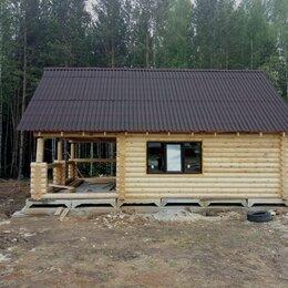 Готовые строения - Деревянный дом в Новосибирской области, 0