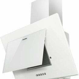 Вытяжки - Кухонная вытяжка MAUNFELD Tower C 50 белый, 0