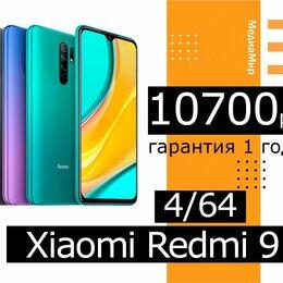 Мобильные телефоны - Смартфон xiaomi redmi 9 4/64gb, 0
