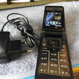 """Мобильные телефоны - Сотовый;  Samsung S3600. """"Nokia"""" модель - 105 Black, 0"""