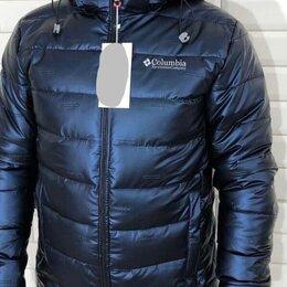 Куртки - Куртка мужская columbia зимняя р-ры 44-56, 0