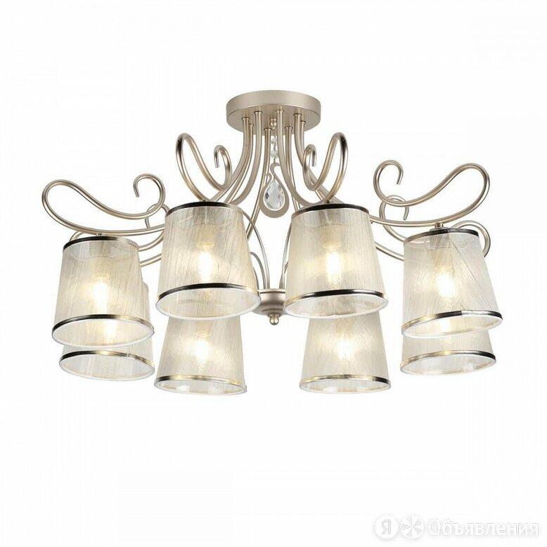 Подвесная люстра Rivoli Orebella 2033-308 Б0038459 по цене 8879₽ - Люстры и потолочные светильники, фото 0