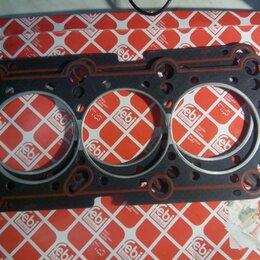 Двигатель и топливная система  - Febi 15552 Прокладка головки блока цилиндров, 0