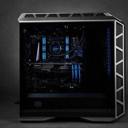Настольные компьютеры - Новый PC 8/16-яд i7 10700F.8Gb.SSD.Г36м, 0
