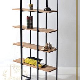 """Полки, шкафчики, этажерки - Стеллаж """"Daviani"""" в стиле LOFT  арт(5009), 0"""